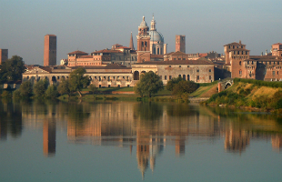 The north of Italy that you did not know: Mantua in Israel