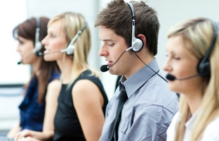 Call center <br> triplice scandalo