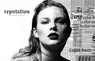 """Reputation"": nuovo album per Taylor Swift"