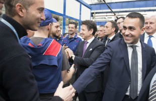MADE IN ITALY, DI MAIO: <br> INDUSTRIA CRESCE