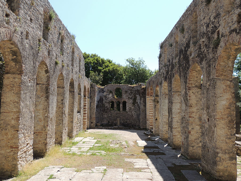 614 - Butrint complesso archeologico