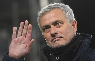 ROMA, IN PANCHINA<br> ARRIVA MOURINHO